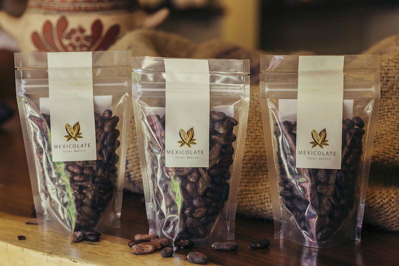 Mexicolate-Sayulita-San-Pancho-Granos de Cacao